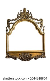 411dfe8ceed Silhouettes Venice Vintage Beautiful Gold Rectangular Stock Photo ...