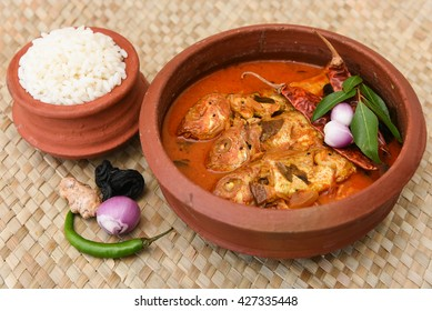 Fish Curry Images, Stock Photos & Vectors | Shutterstock