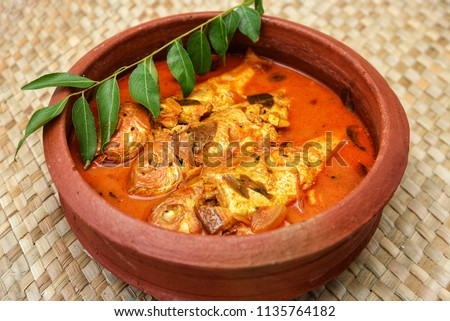 83bc472960b Very popular Kerala fish curry in coastal area south Indian and Sri Lanka,  Malaysia,