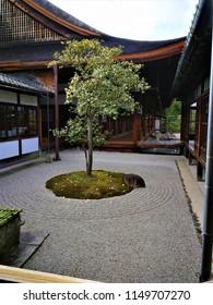 Very pretty zen japanese garden