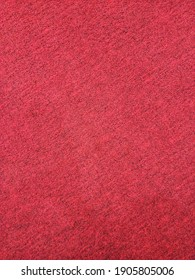 a very simple maroon carpet