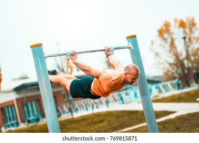 Very strong man