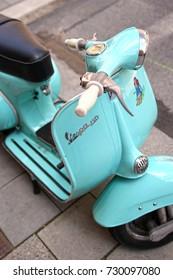 Vespa 150 Vintage-Munich,Germany 11-07-2011