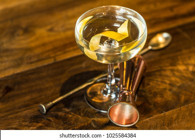 Vesper Martini 2