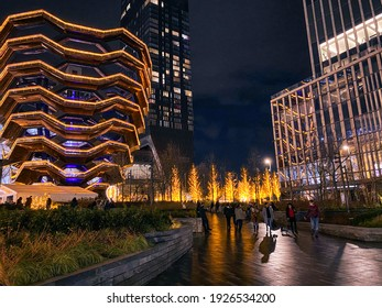 The Vessel in New York City
