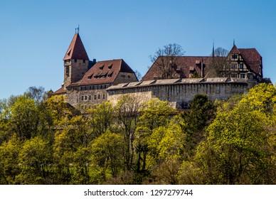 Veste Coburg in Bavaria Germany