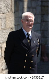 Veteran Naval Officer