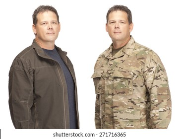 Veteran Soldier Military to Civilian Transition