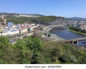 Vetruse - Usti nad Labem, Czech Republic