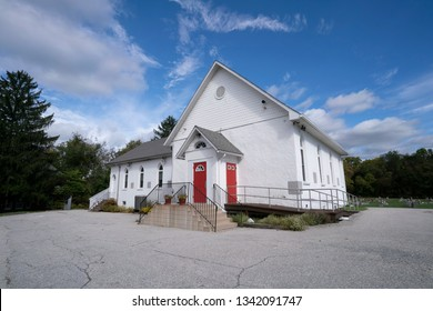 VF Baptist is an historic old Church that has basically been in its place since the late 1700s.  We could be categorized as conservative and fundamental.