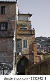 Via Camporegio, Siena