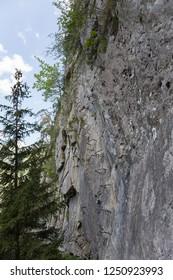 Via Ferrata de Tiere (Champery, Switzerland)