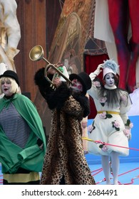 Viareggio has become the home of the Italian Carnival, with its masked parades