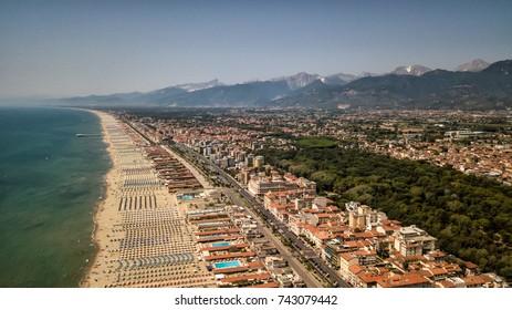 Viareggio Landscape