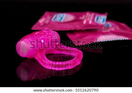 Sexy Nut Cock Ribbon For Cock Ring