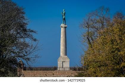 The Victor - Pobednik - Belgrade capitol of Serbia