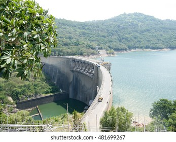 Hydroelectric Power Plant Wallpaper Images Stock Photos