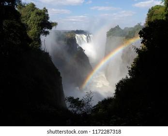 Victoria Falls, Vic Falls, Zimbabwe