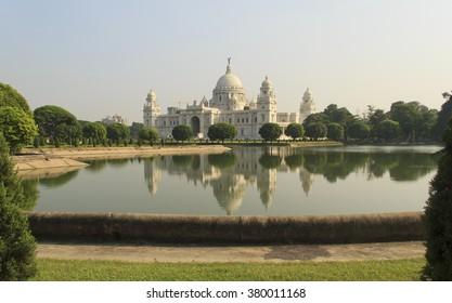 Victoria memorial, calcutta, west Banagal, India