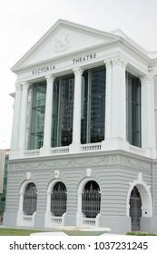 Victoria Theatre Singapore, Singapore, Mar 2, 2018
