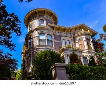 Victorian Home - San Francisco, CA