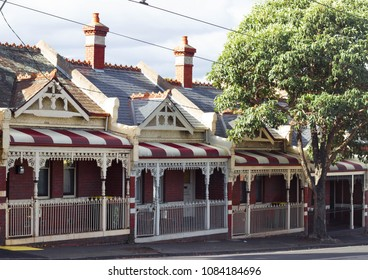 Victorian terrace houses
