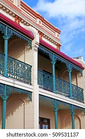 Victorian Terraced houses in Sydney New South Wales Australia
