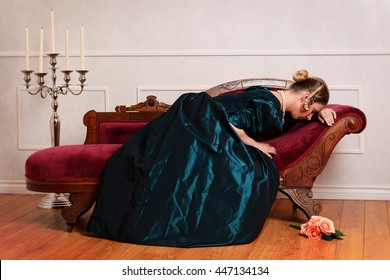 Fainting Couch Images Stock Photos Amp Vectors Shutterstock