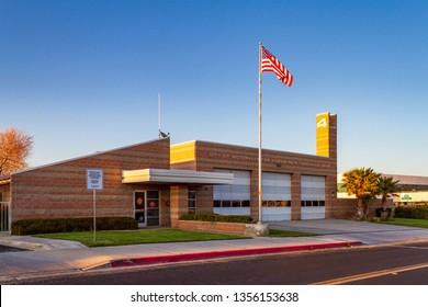 Imágenes, fotos de stock y vectores sobre American Fire Station
