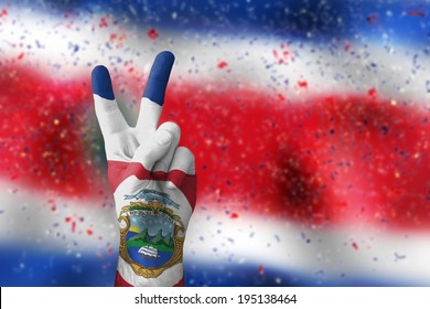 victory for Costa Rica