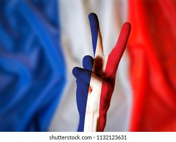 victory for France