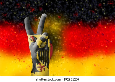 victory for Germany