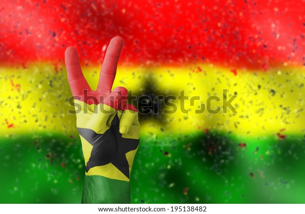victory for Ghana