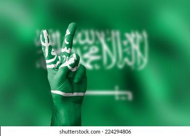 victory for Saudi Arabia