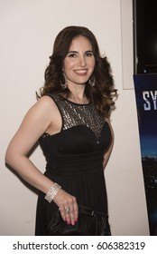 Vida Ghaffari attends Syndicate Smasher - Screening, March 7, 2017 in  in The Downtown Independent Theater, Los Angeles CA..