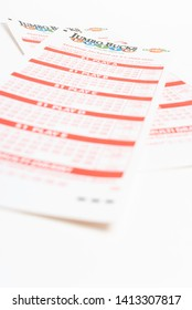 Imágenes, fotos de stock y vectores sobre Lotto Draw | Shutterstock
