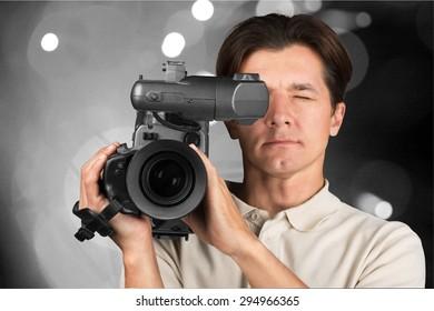 Video, camera, film.