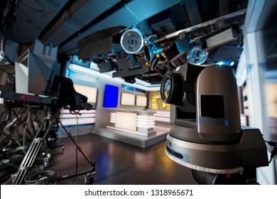 Tv Camera Crane Images, Stock Photos & Vectors | Shutterstock
