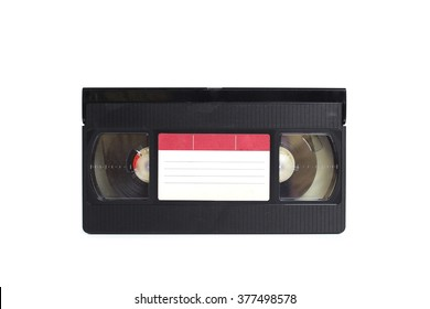 Video cassette - VHS