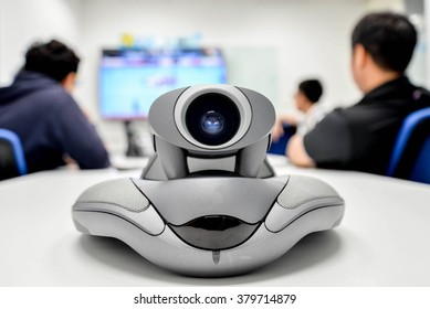 Video conference for long distance communication