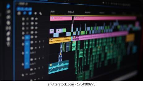 Video Editing process - Sound Correction