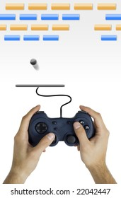 Video game concept oldschoole vs modern