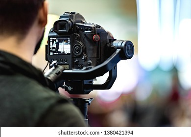 Video shooting with camera