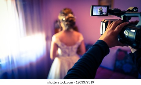video shooting for wedding