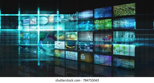 Video Streaming Entertainment Technology as a Concept