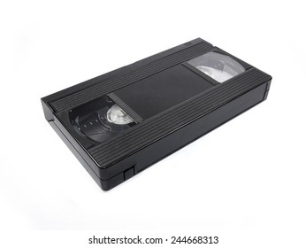 Video Tape isolated on white background