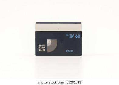 Video tape - mini dv