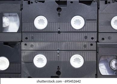 videotapes, background