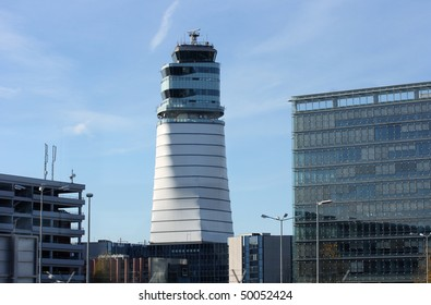 Vienna air traffic control tower
