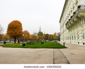 Vienna, Austria: In the Center of the City